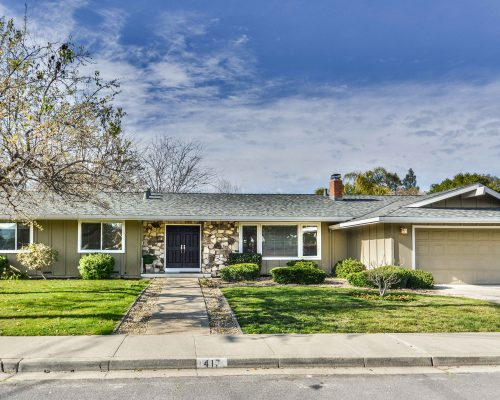 417 Dover Drive Walnut Creek CA