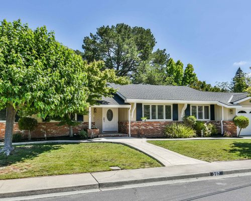 397 Warwick Drive Walnut Creek CA