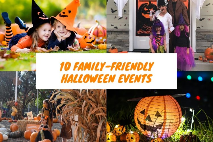 10 Low-Risk Family-Friendly Halloween Events in and around Northgate