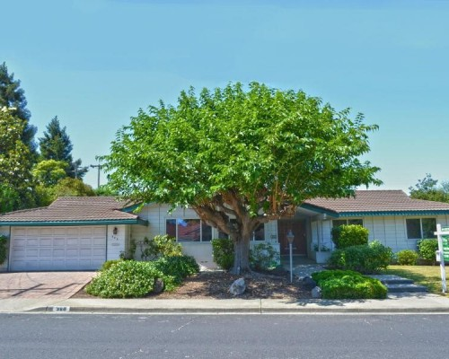 388 Warwick Dr, Walnut Creek CA